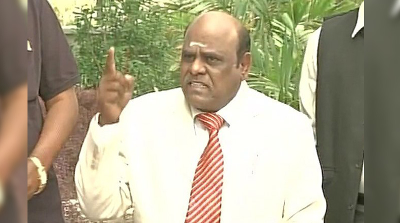 Justice CS Karnan refused to submit to a medical examination after a team of four psychiatrists and psychoanalysts arrived at his Kolkata home