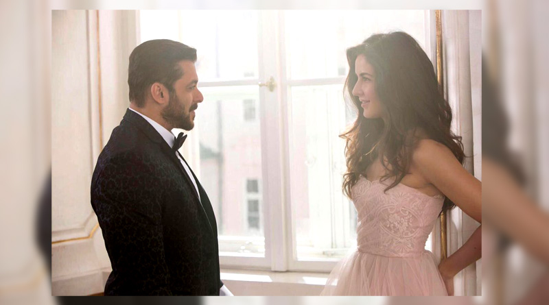 Salman Khan-katrina kaif back together in Tiger Zinda Hai