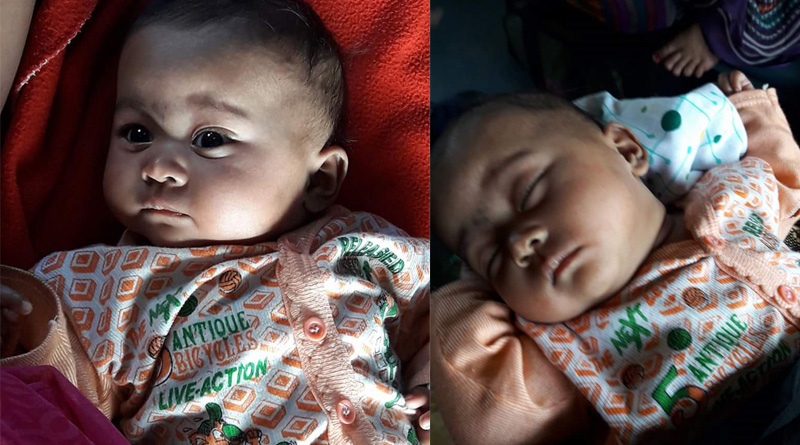 Following distress twit from couple Railways provide milk to infant