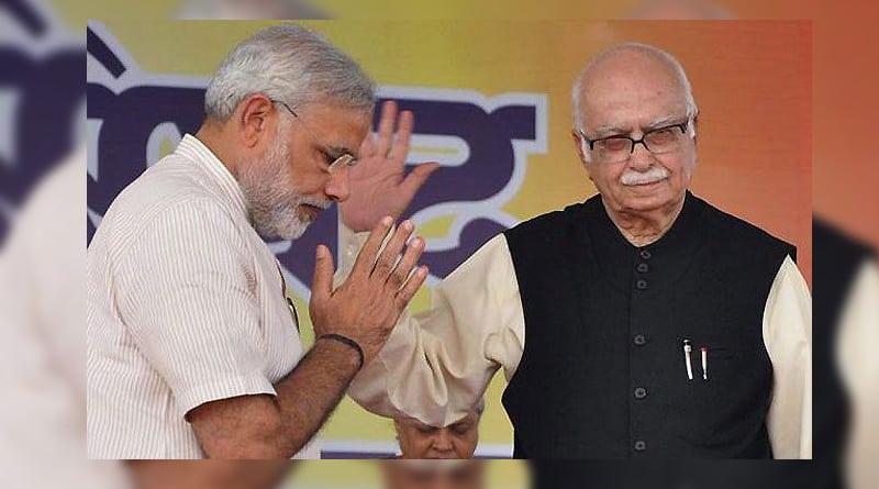 Speculation ripe over LK Advani taking over  Raisina Hill