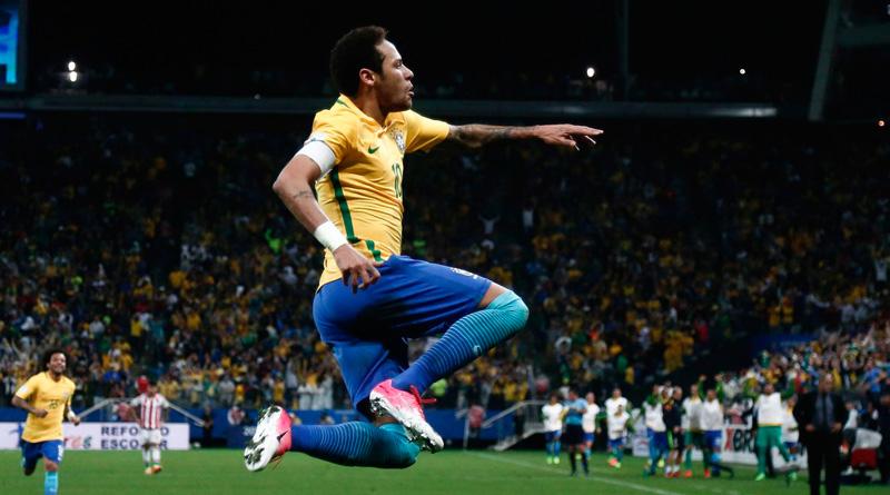 Brazilian superstar Neymar's jersey stolen in Paris
