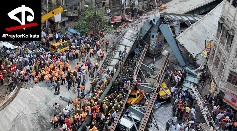 What next? as Vivekananda flyover tragedy completes 1 year