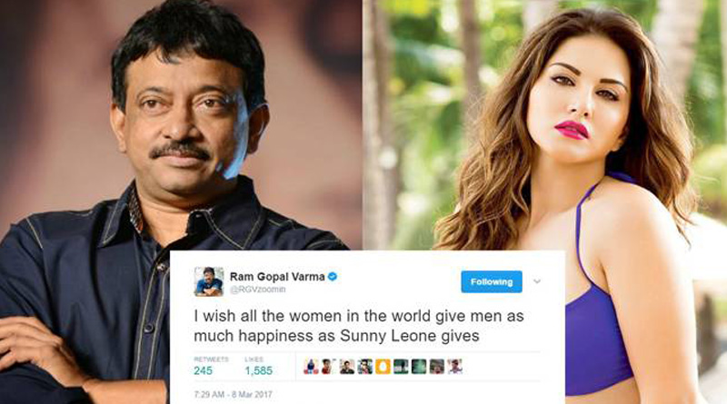 Ram Gopal Varma apologises for women's day comment