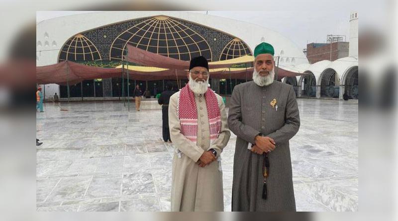 2 Indian Sufi clerics of Nizamuddin Shrine who went missing in Pak have reached Karachi, says pak media