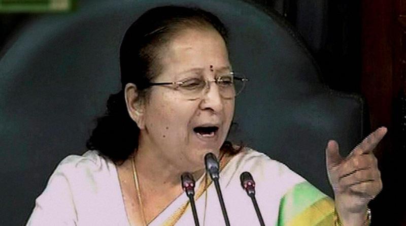Sumitra Mahajan decided not to fight in Lok Sabha Election