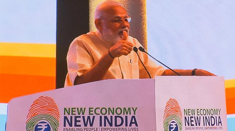 PM Narendra Modi launches two schemes to reward BHIM App users