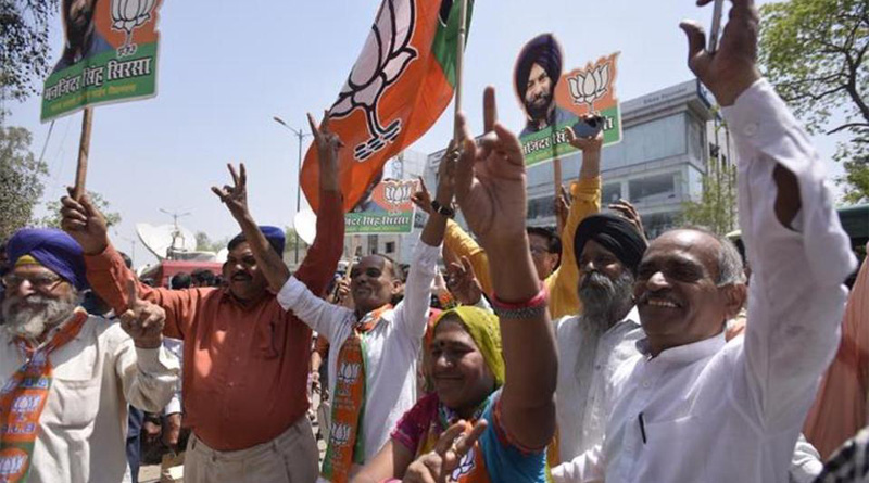 Bypoll results: BJP wins Delhi, Assam, Madhya Pradesh