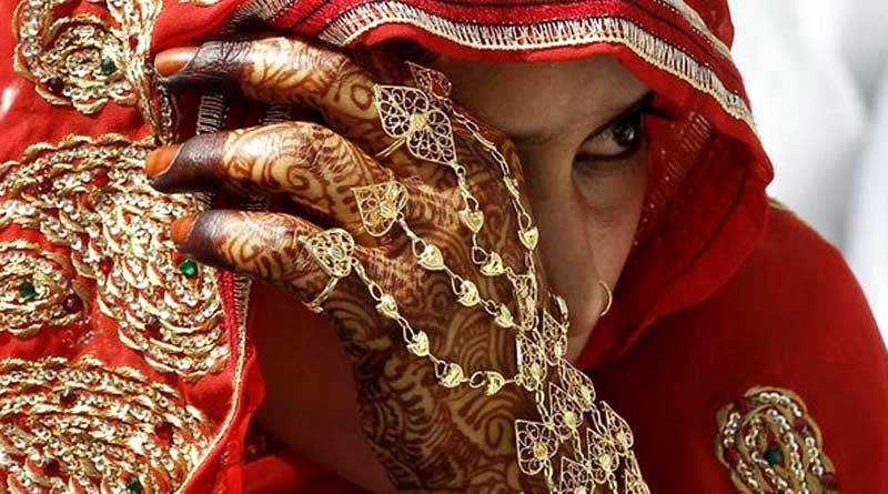 Bride threatened with Talaq over no beef in wedding function