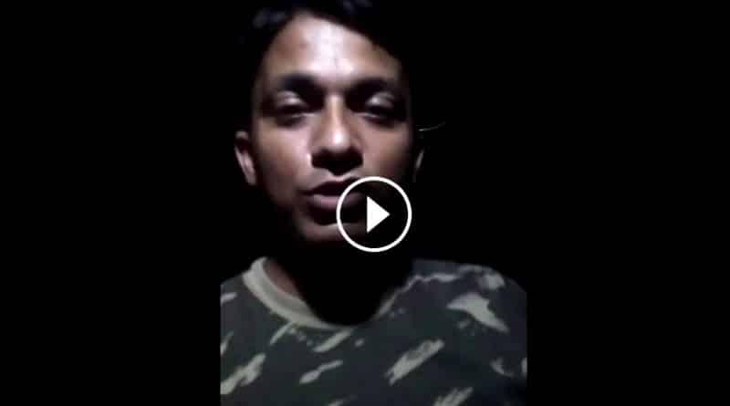 CRPF jawan who lost kin in Sukma slams govt in viral FB live