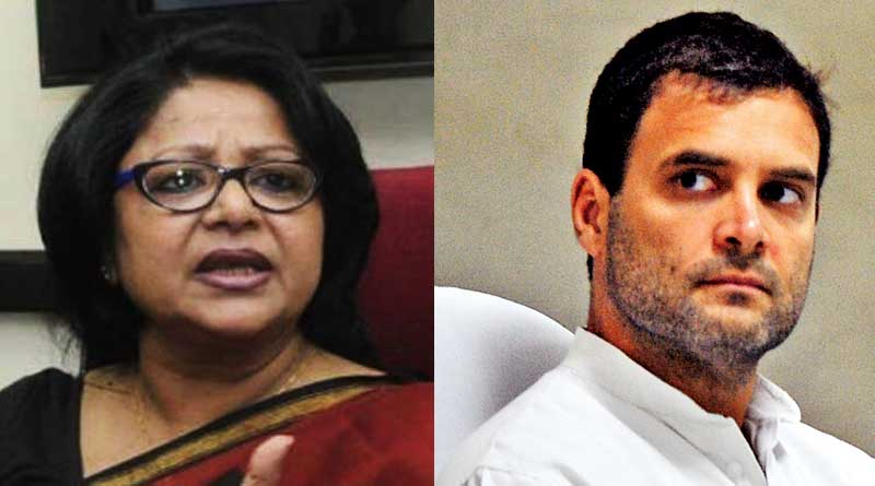 Cong leader expelled for questioning Rahul Gandhi's ability to lead