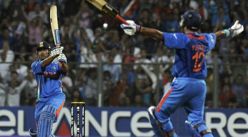 Sachin Tendulkar, Virender Sehwag Revisits MS Dhoni's 2011 World Cup Final Heroics