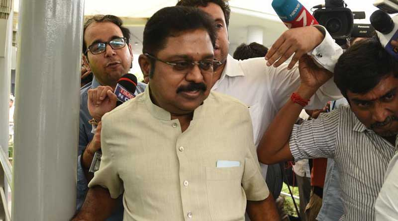 Arrested Dinakaran to be produced in court today