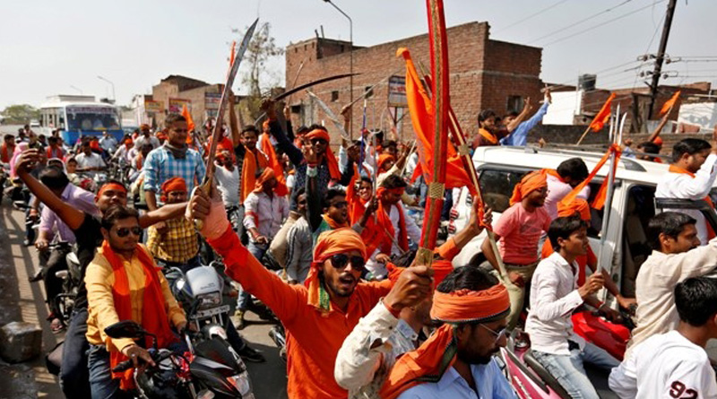Hindu Yuva Bahini rattles sabre against Love Jihad
