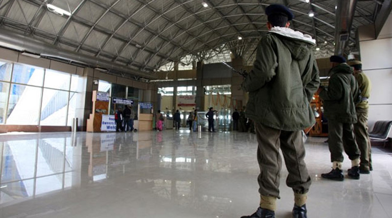 Now jawan arrested at Srinagar airport for carrying bullets