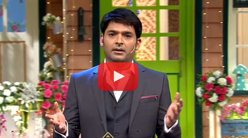 Kapil Sharma thanks those 'who' left the show on 100th episode