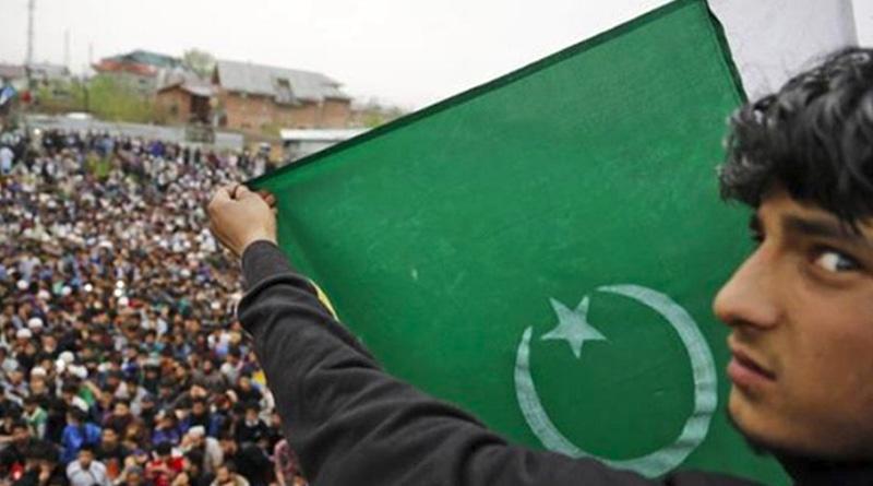 Kashmiri cricket club wears Pakistani jersey, sings 'Pak sarzamin shad bad'