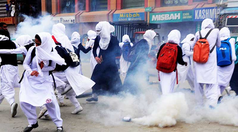 Kashmiri girl explains why she pelted stones at Jawans
