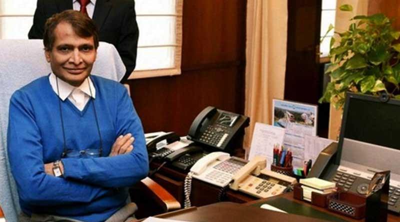 Indian railways to go digital, will save 60,000 crore: Suresh Prabhu
