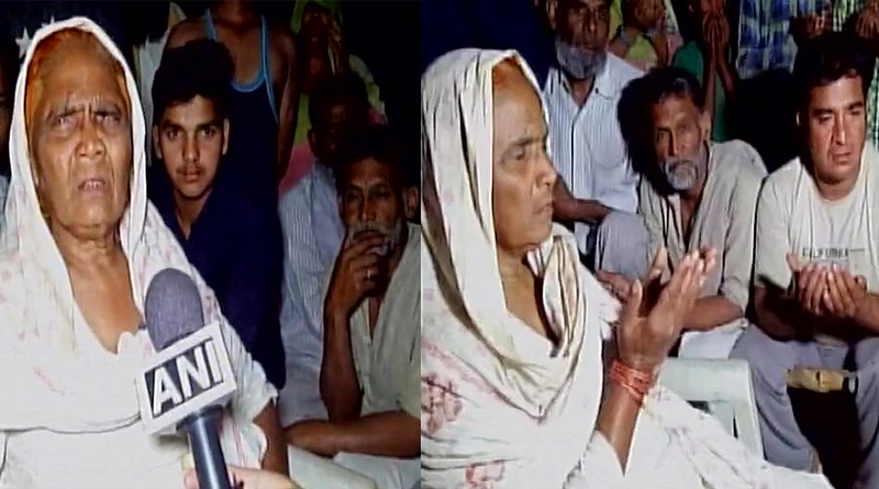 Proud of my son, Says mother of CRPF constable Sher Mohammed injured in Sukma