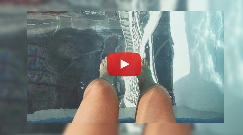 This 40-Floor High Swimming Pool In Houston Is Only For The Brave