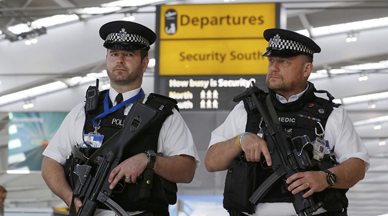 Britain's nuclear stations, airports on terror alert