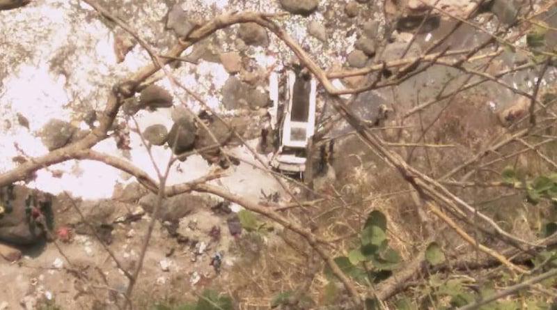 44 killed in bus accident in Himachal Pradesh