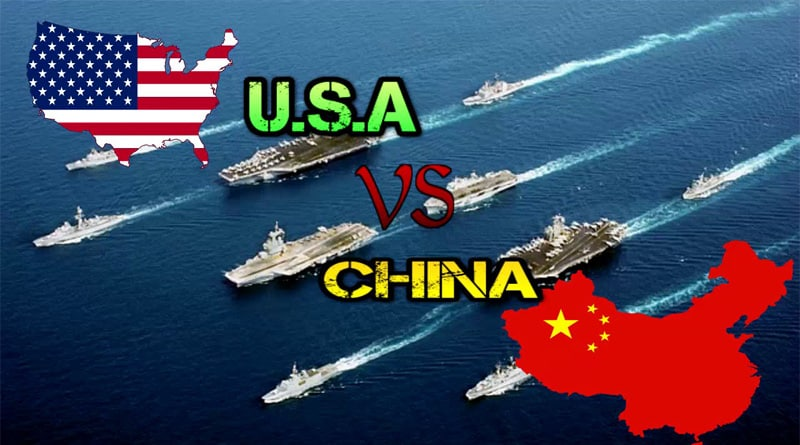 China 'battle ready', as tension mounts between beijing and white house