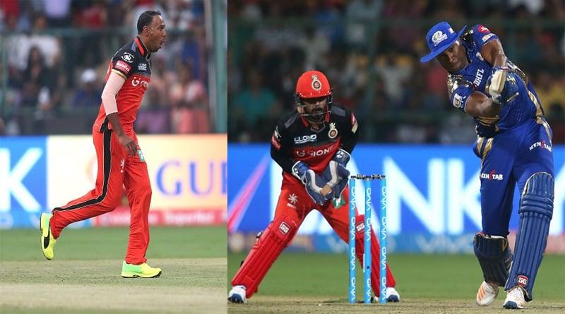 Despite Samuel Badree's hat-trick RCB failed to tame MI