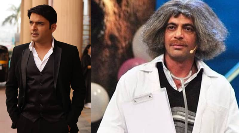 Sunil Grover takes a dig at Kapil Sharma over shoe hurling incident