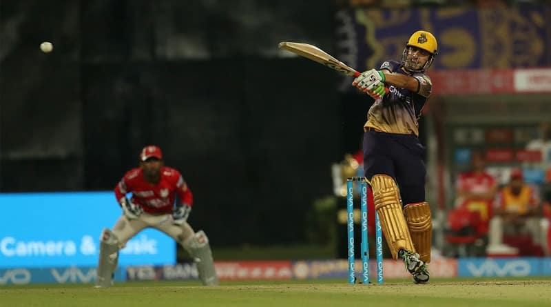 IPL 10: KKR crushes KXIP riding 'Boom Boom' Gautam Gambhir