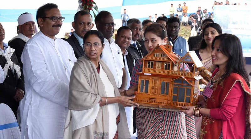 Mamata Banerjee is expected to announce the bifurcation of West Midnapore and Burdwan