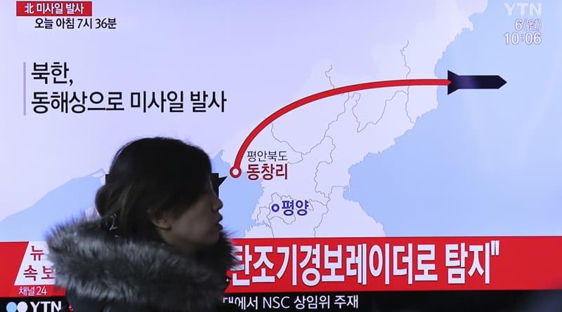 Japan shuts metro services following N Korea's missile test