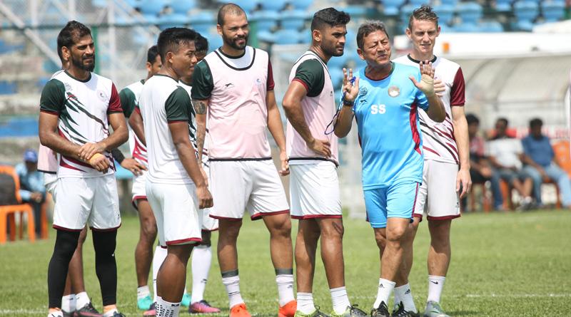 I League: Mohun Bagan to take on East Bengal at Siliguri