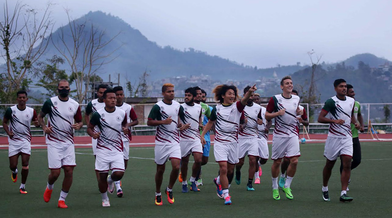 Mohun Bagan 'concerned' over rainy weather in Aizawl