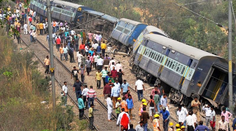 Accidents haunt railways, now Rajya Rani Express derails in UP