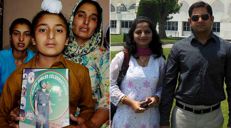 IAS-IPS couple offers to adopt martyr Paramjit Singh's younger daughter