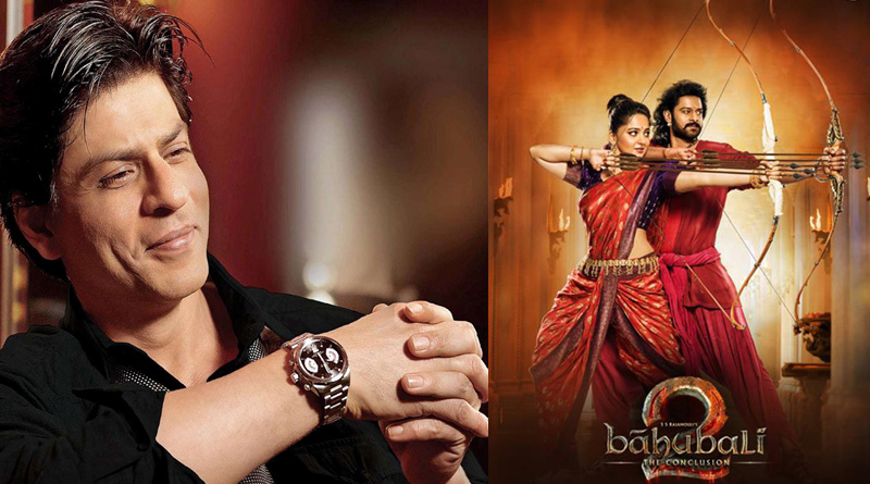 Despite ruling screen Baahubali 2 fails to break Shah Rukh Khans record