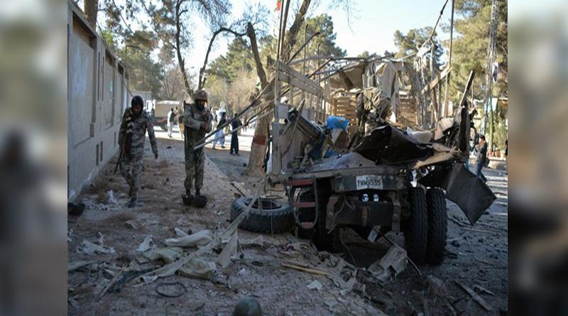 Blast in Balochistan, 25 killed many injured