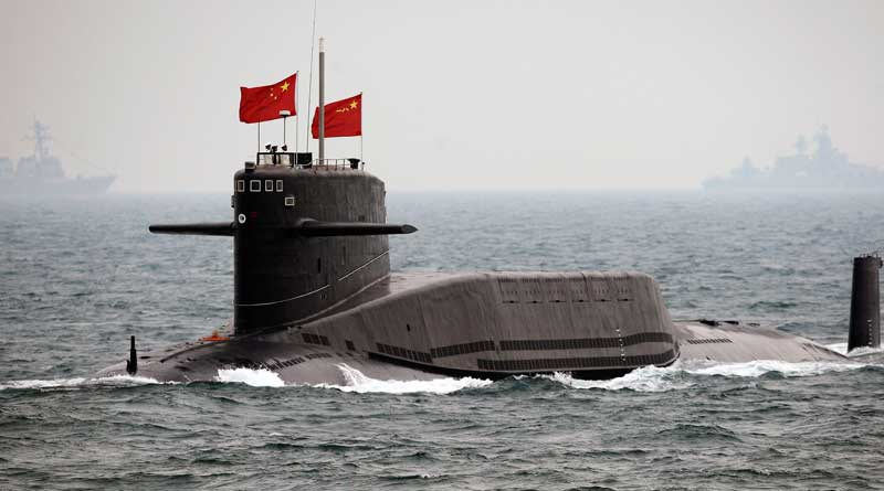 As tension rises in Sikkim, Chinese submarine prowls Indian Ocean region