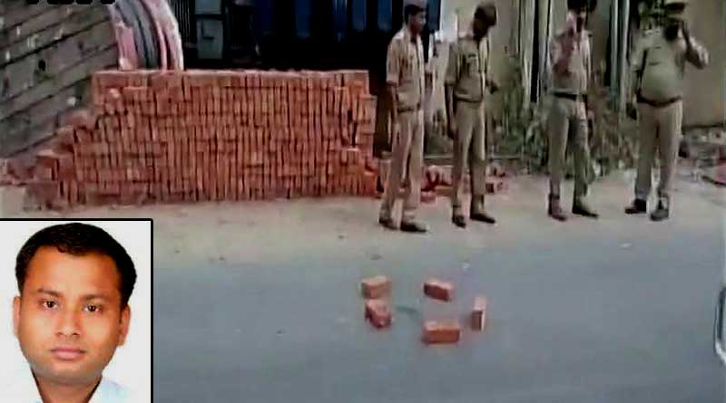 Body of IAS officer found lying near road in Lucknow