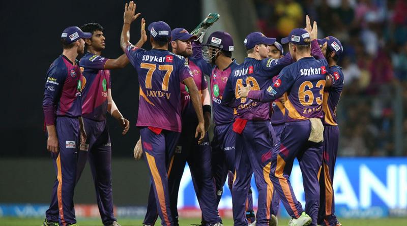 Rising Pune Supergiant beats Mumbai Indians by 20 runs