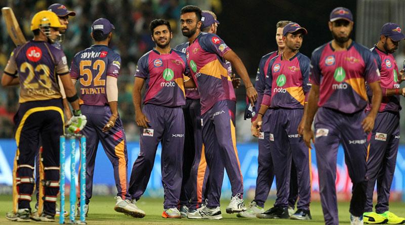 Rising Pune Supergiant beat Kolkata Knight Riders by 4 wickets