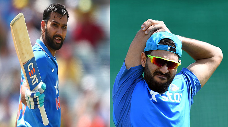 Yuvraj Singh and Rohit Sharma is no available for warm-up match against New Zealand