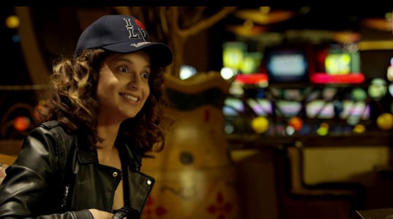 Teaser of Kangana Ranaut's new movie 'Simran'