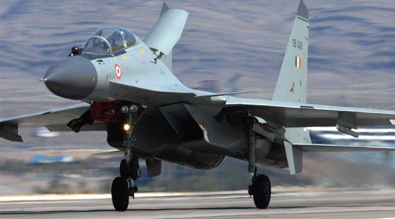 Su-30 crash: Pilots blood soaked shoes, belongings found