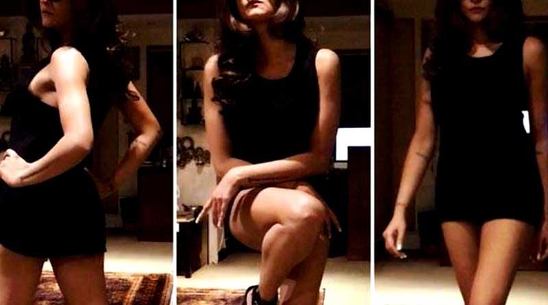 Sushmita Sen in stunning black outfit creates flutter on internet