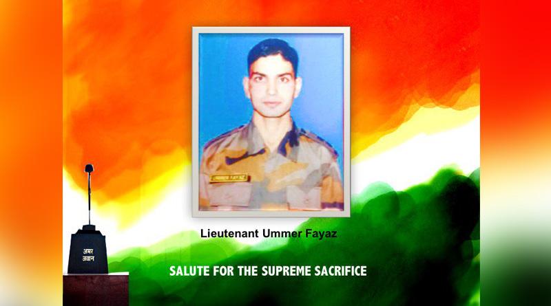 J-K: School to be renamed after slain hero Lt. Ummer Fayaz