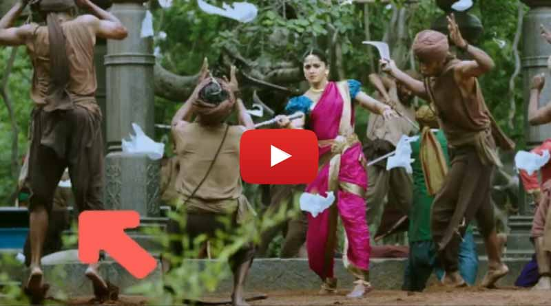 Bet you skipped this 15 mistakes in Baahubali-2