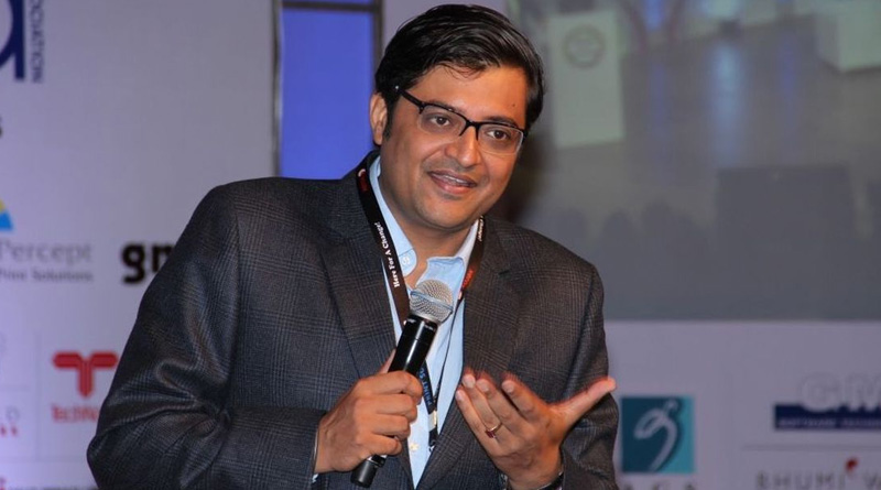 Times Now files criminal case against Arnab Goswami of Republic TV