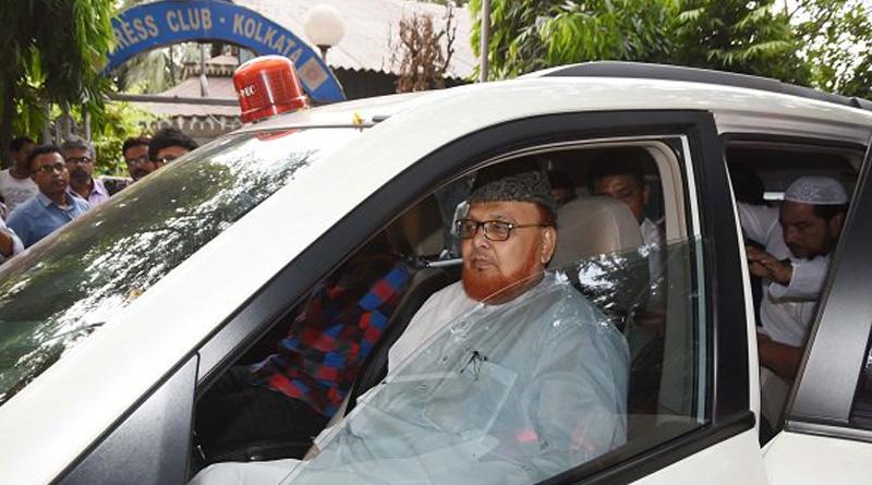 Former imam Barkati conducting illegal marriages, say Kolkata Wakf